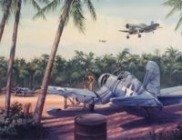 Pacific Airbase<br>By Jim Laurier <br>