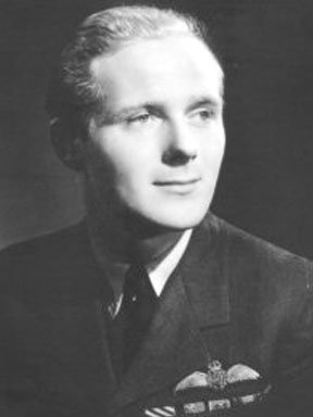 WING COMMANDER PADDY BARTHROP<br> Battle of Britain<br>