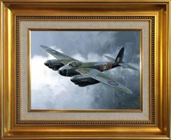 PATHFINDER MOSQUITO - ORIGINAL OIL by DARRYL LEGG - Leonard Cheshire