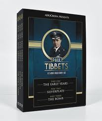 Paul Tibbets Video<br>  Rare conversations with Paul Tibbets:  $49.95<br>