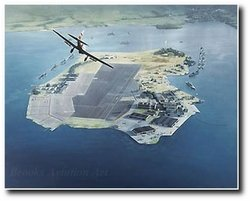 Pearl Harbor 07:55 - While The Giant Slept<br>By Dru Blair