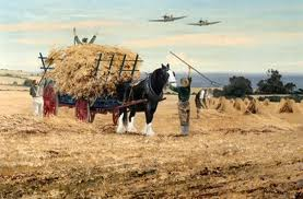 Pulling Together, Summer 1940  by Robin Smith
