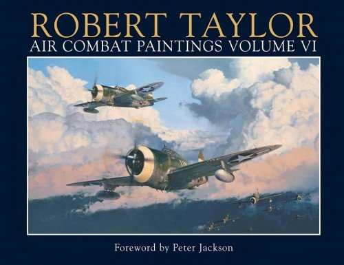 """RAF"" Air Combat Paintings Volume VI"