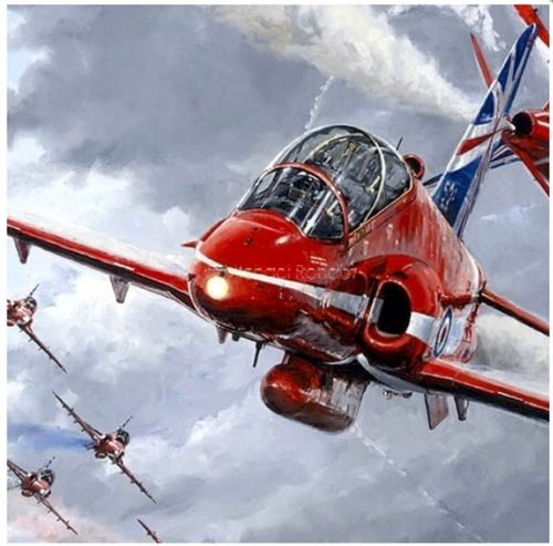 """<big><center>""""Red Arrows""""   <b style= """"color: red;font-weight:bold,"""">     NEW RELEASE </b>       by Michael Rondot </big></center>"""