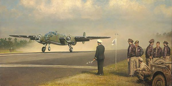 RELEASE YOUR BRAKES AND HUNT FOR HEAVEN by BILL PHILLIPS<BR> Doolittle Raid