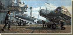 REQUIEM FOR TORPEDO EIGHT by GIL COHEN<br> The Battle of Midway - $101`.50