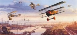 Richtofen's Flying Circus  by Nicolas Trudgian<br> Secondary Market<br>$395<br>