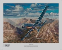 "New A-10 Release<br>By Rick Herter <br>THUNDER OVER KUNAR""<br>"