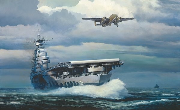 Rising into the Storm<br> Signed by 5 Doolittle Raiders<br>