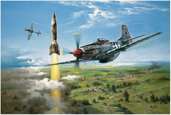 Rocket Hunters <br>by Heinz Krebs