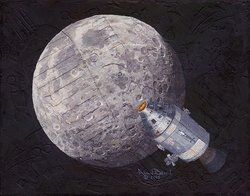 Rollin' Home - NEW RELEASE by Alan Bean