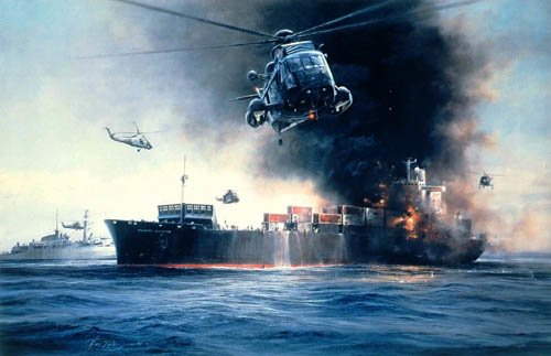 Sea King Rescue