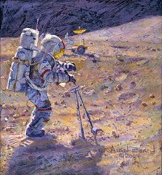 Some Tools of Our Trade by Alan Bean
