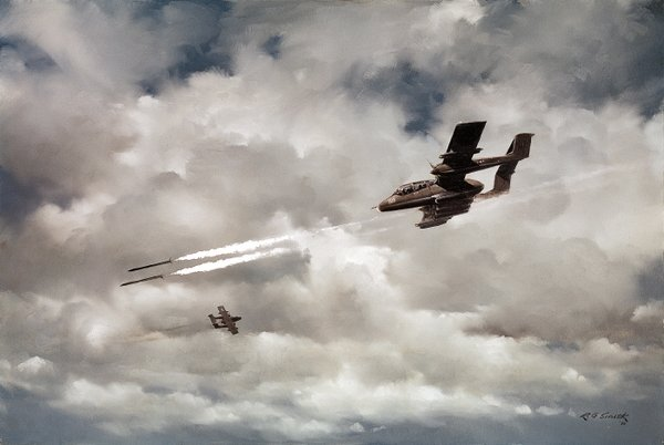 Special Delivery - OV-10s In Vietnam<br>By R.G. Smith<br>