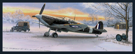 Spitfire Dawn<br> by Stephen Brown<br>