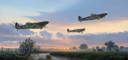 Spitfire Dawn <br> New Release by Mark Postlethwaite<br>