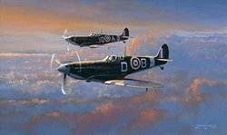 Spitfire Patrol <br> By Philip E. West