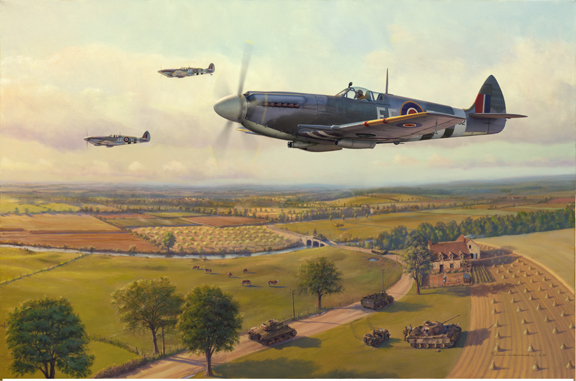 """Spitfire Supremacy  - <b style= """"color: red;font-weight:bold,""""> NEW  RELEASE </b>    </b> by Jim Laurier"""