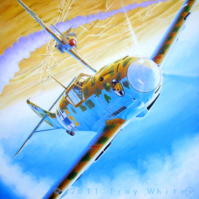 Star of Afrika by Troy White