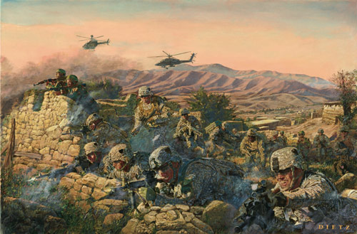 Strike Into the Heart of the Taliban <br> By James Dietz<br>
