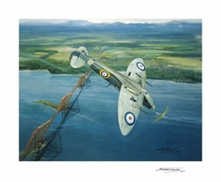 Supermarine Seafire by Michael Turner<br> New Release