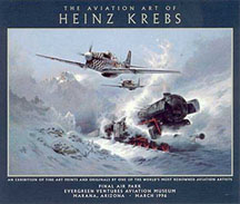 The Aviation Art of Heinz Krebs - Poster<br>