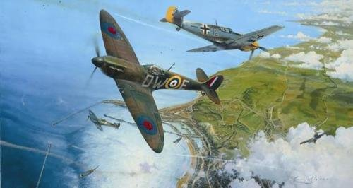 The Battle for Britain<br> By Robert Taylor<br> Amazing Signatures<br>Almost Sold Out!