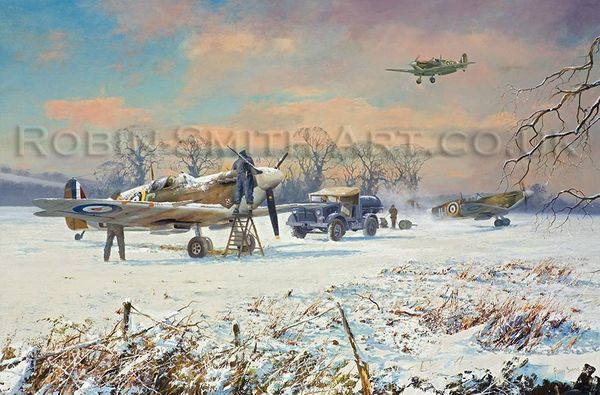 """THE COLD WAR, 1941"" by ROBIN SMITH"