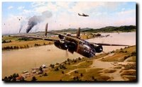 <big><center>�DOOLITTLE RAIDERS� by Robert Taylor -<br> Rare Secondary Market Print