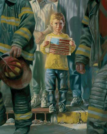 THE FLAG by BOB BYERLEY
