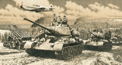 """THE GREAT PATRIOTIC WAR --<b style= """"color: red;font-weight:bold,"""">NEW RELEASE</b>  by <br>RICHARD TAYLOR"""