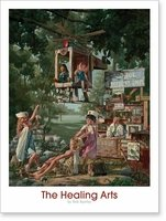 The Healing Arts<br> New Release by Bob Byerley<br>$35