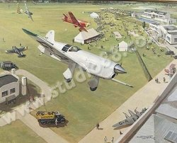 1938 Kings Cup -<br> Last Blue Riband Air Race <br> By Michael Turner<br> Alex Henshaw MBE Signed<br>
