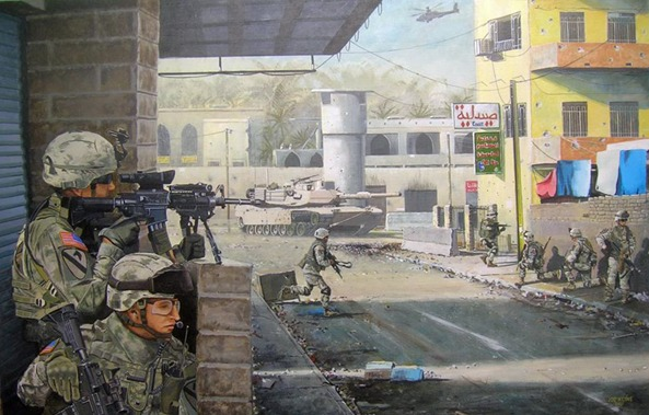 The Liberation of Baqubah