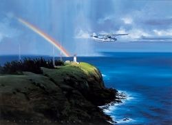 The Light at Kilauea Point<br> By Jack Fellows<br>
