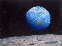 The Source of Intelligent Life <br> NEW GICLEE RELEASE by ALAN BEAN