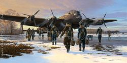 The Veterans<br> Dambuster Tribute <br> By Mark Postlethwaite <br>