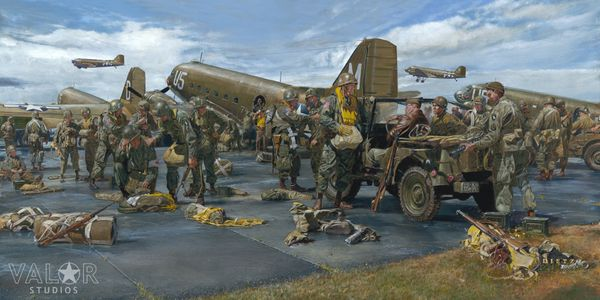 The Veterans by Jim Dietz