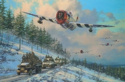 Thunder In the Ardennes <br> NEW RELEASE <br> By ANTHONY SAUNDERS