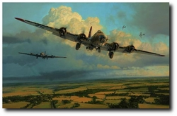Thunderheads Over Ridgewell<br> by Robert Taylor