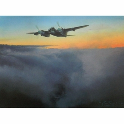 "<big><center>""Top Dog"" by Robert Taylor <br/>RAF Edition</center></big>"