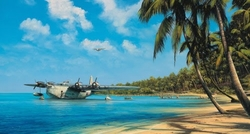Tropical Duties - <br> NEW RELEASE by Richard Taylor<br> $165<br>