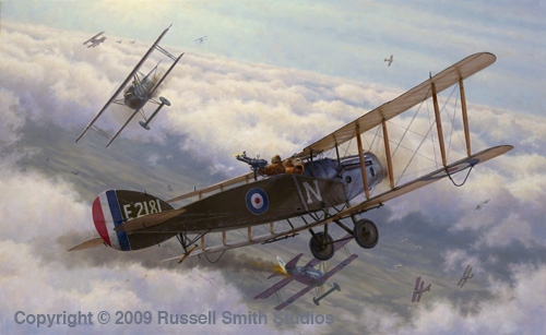Two Birds With One Stone<br> By Russell Smith
