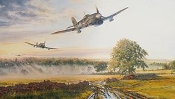 Typhoon Scramble by Stephen Brown
