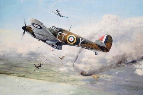 Uneven Odds<br> Battle of Britain Series<br> By Robert Taylor