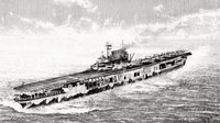 """USS Hornet by Richard Taylor<br>Companion print to Out of  The Dragon's Den<br> <b style= """"color: blue; font-weight:bold,"""">    Doolittle Raid</b>"""