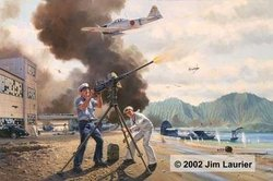 Warriors of Kaneohe<br> NEW GICLEE RELEASE by Jim Laurier<br>