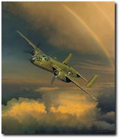 WESTBOUND: A DATE WITH THE GENERAL <br> 8 Doolittle Signatures<br>
