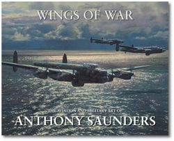 WINGS OF WAR <br> NEW RELEASE by ANTHONY SAUNDERS