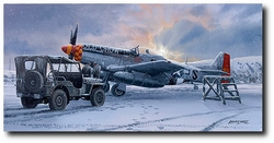 Winter of '45 by Philip E. West<br>